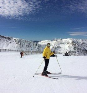 Костюм горно-лыжный Armani