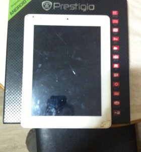 Планшет Prestigio MULTIPAD 2 Ultra DUO 8.0
