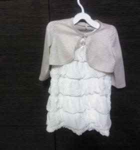 Платье для девочки, рост 92-98