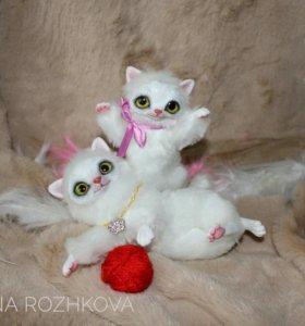 Игрушка котята