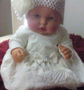 Кукла силиконовая
