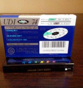 Аудиокассета (запечатанная)