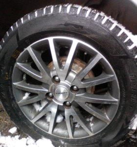 Комплект колес за комплект (4колеса )
