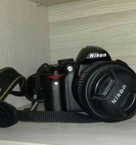 Фотоаппарат цифровой NIKON DIGITAL 3000