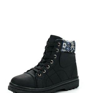 Зимняя обувь ptpt (не б/у)