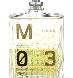 Парфюмированная вода - Molecule 03, 30ml