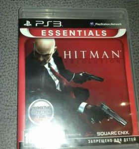 Игра на ps3 Hitman Absolution