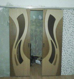 двери 2 шт.
