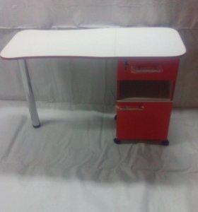 """Маникюрный стол складной """" Дельта - лайт"""""""