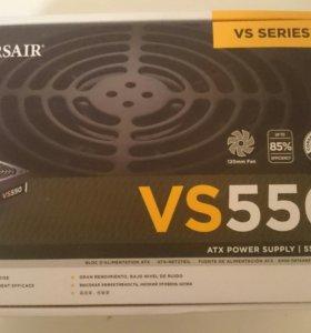 Б/П Corsair VS550