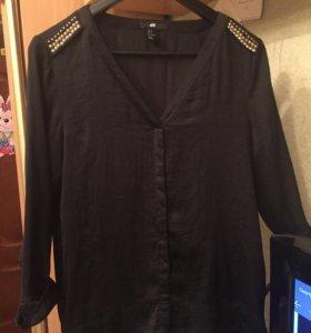 Блузка h&m  размер eu 36