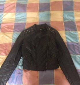 Куртка из экокожи размер 42-44