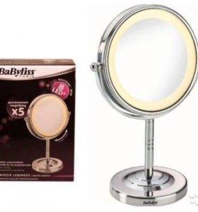 Косметическое зеркало Babyliss 8435E