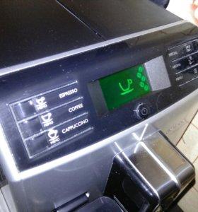 Кофемашина  Philips saeco minuto HD 8763