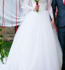 Свадебное платье мечты ( торг уместен)