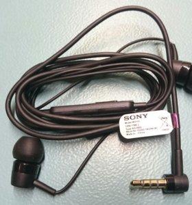 Гарнитура Sony AG-0500(MH750)