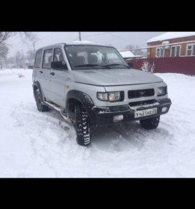 Продаю УАЗ Симбирь патриот 2004 год  89180184630