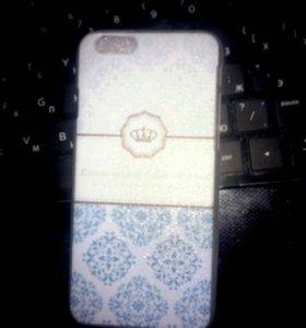 Чехлы на iPhone 6 новые