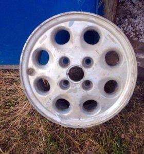 Литые алюминиевые диски R14