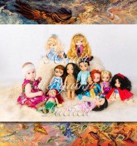 Куклы Disney Animators Дисней (США)