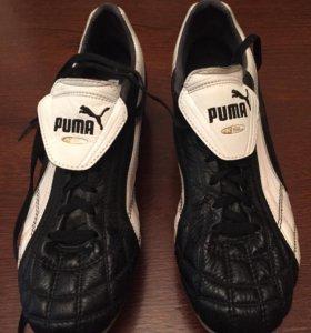 Бутсы футбольные Puma