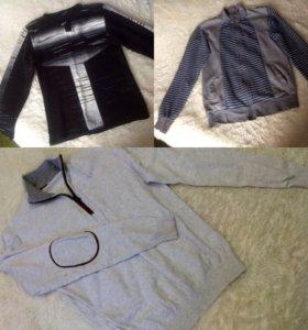 Пакет вещей/ рубашки/ свитеры