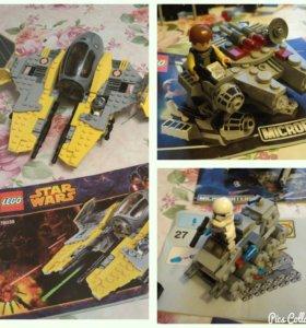 Lego Star Wars 75038 и другие