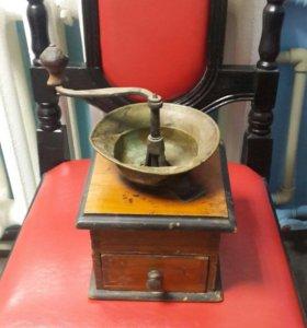 Кофемолка 19 век