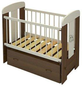 Детская кроватка Венеция +матрас