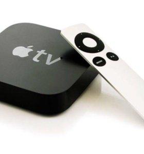 Apple TV (3го поколения) в упаковке