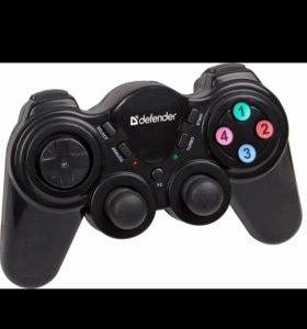 Беспроводной геймпад Defender Game Racer  Wireless