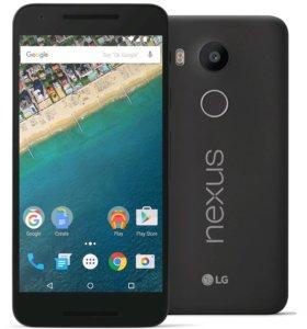 Google Nexus 5X 32GB Carbon black