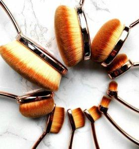 👁👁Набор профессиональных кистей для макияжа