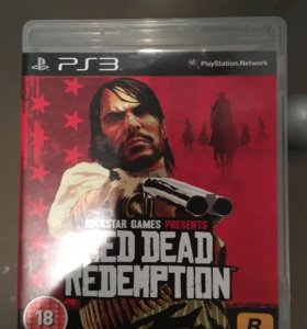 Red Dead Redemption PS 3
