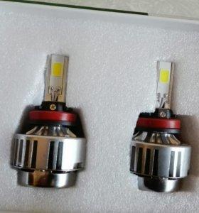 LED лампа H11