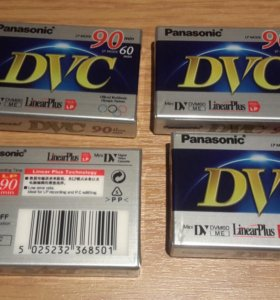 Видео кассеты мини