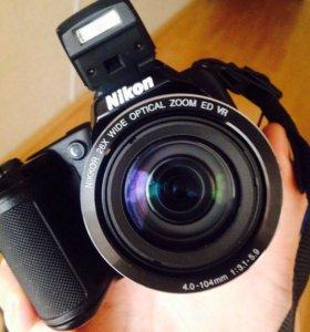 Продаю фотоаппарат COOL PIX360