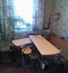 Стол барная стойка и 2 стула