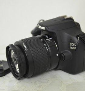 Canon 1200D 18-55mm 18мпикс