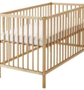 Кровать детская IKEA
