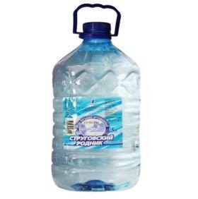бутылки  пластик 7шт