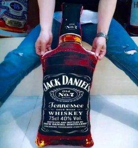 Подушка бутылка