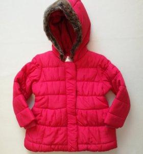 Новая. Куртка Mothercare