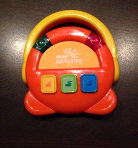 Игрушки для самых маленьких пакетом