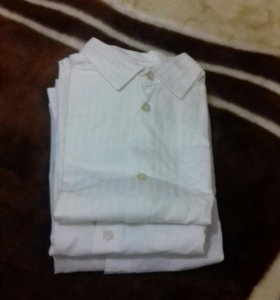 Рубашки для мальмика