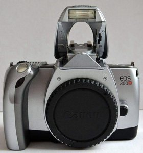 Canon 300v пленочная зеркалка