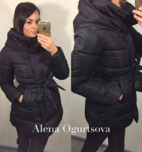 Новая теплая курточка