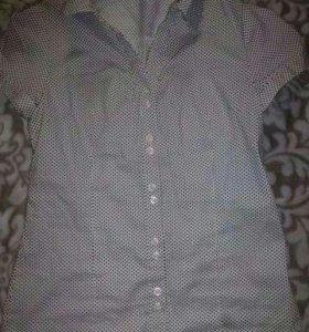 Блузка размер 40-42.