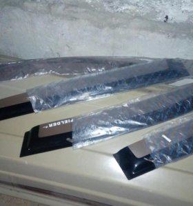 Комплект ветровиков для Toyota-Filder