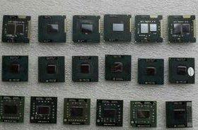 Процессоры на ноутбук